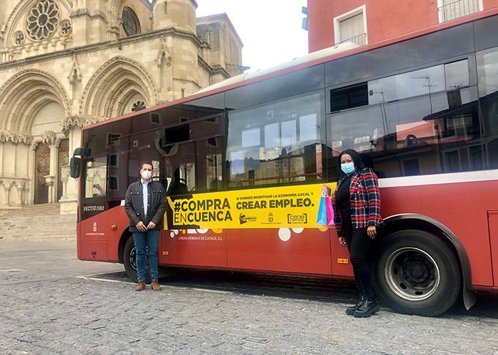 La Asociación del Comercio de Cuenca no ha parado durante 2020