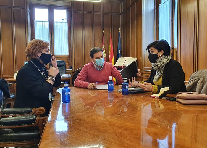 La Diputación de Cuenca concede una ayuda de 75.000 euros a San Clemente para actuar en distintas instalaciones deportivas