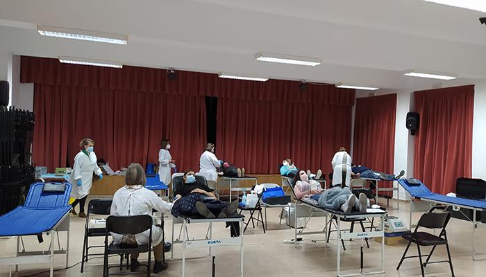 La Hermandad de Donantes de Sangre de Cuenca superó las 6.300 donaciones en 2020 y suma a otros 687 donantes