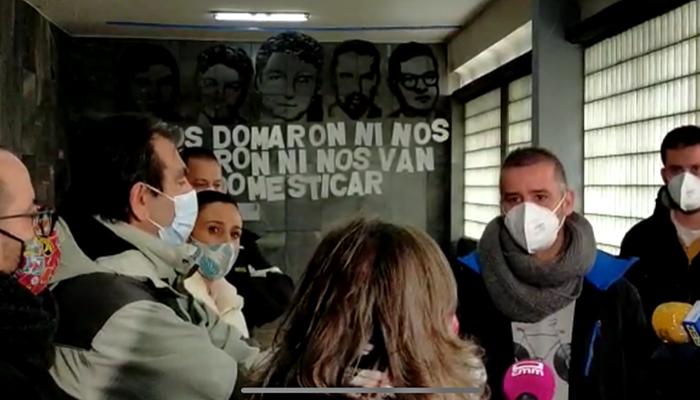 """Los trabajadores de Gamesa-Cuenca y sus sindicatos """"batallarán hasta el final para evitar el cierre"""""""