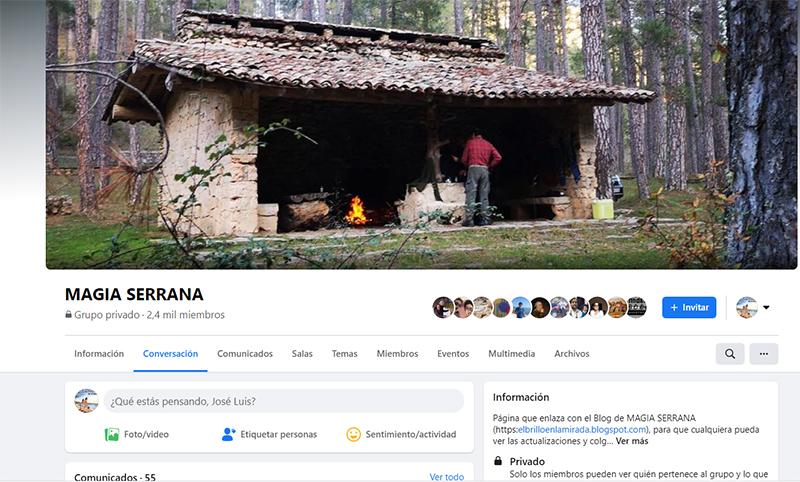Magia Serrana, el grupo de Facebook con más solera de senderismo conquense, echa el cierre
