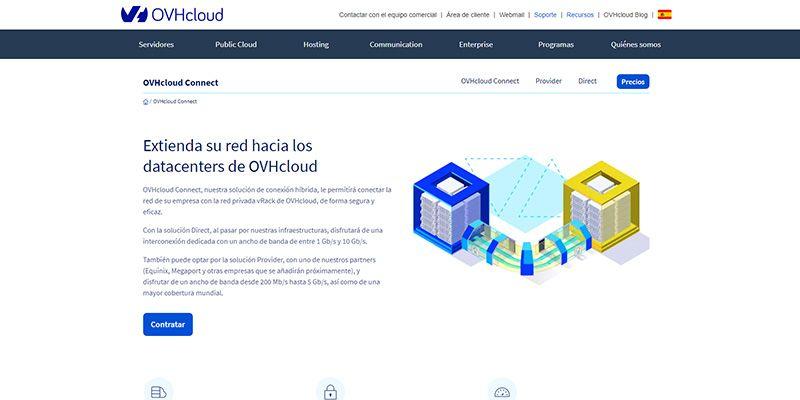 OVHcloud se une a IBM y Atempo para ofrecer una solución de almacenamiento cloud de confianza y segura