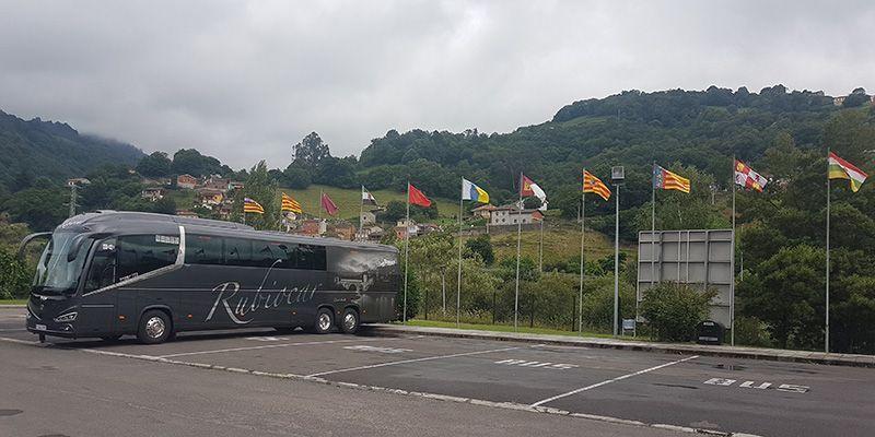 Rubiocar suspende todas las líneas regulares con destino a Cuenca Tarancón y Sacedón