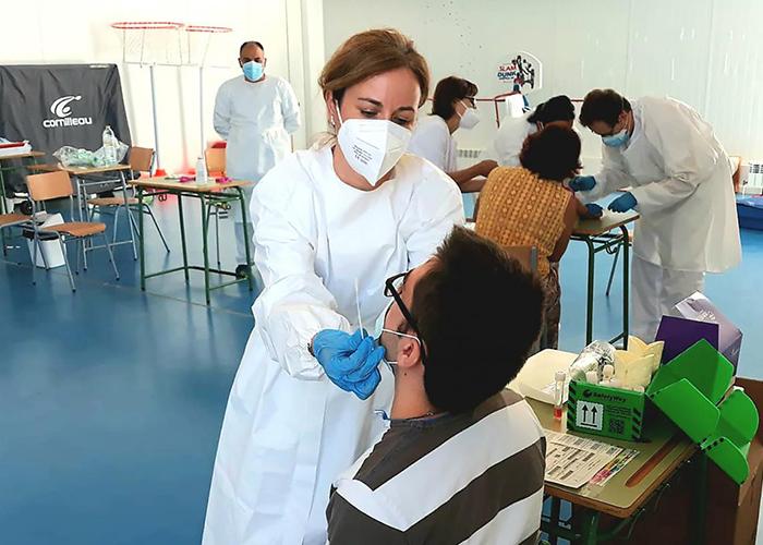 Sanidad decreta medidas especiales nivel 3 en Tarancón