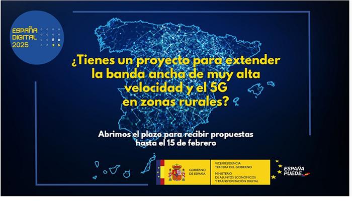 CEOE-Cepyme Cuenca avanza a las empresas la manifestación de interés para la mejorar la conectividad