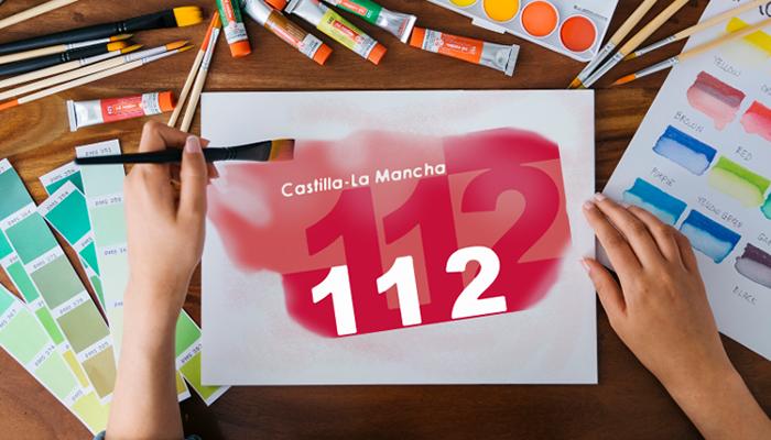 Cuenca es la segunda provincia que más trabajos presenta a la IX edición del Concurso de Dibujo Escolar del Servicio de Emergencias 1-1-2