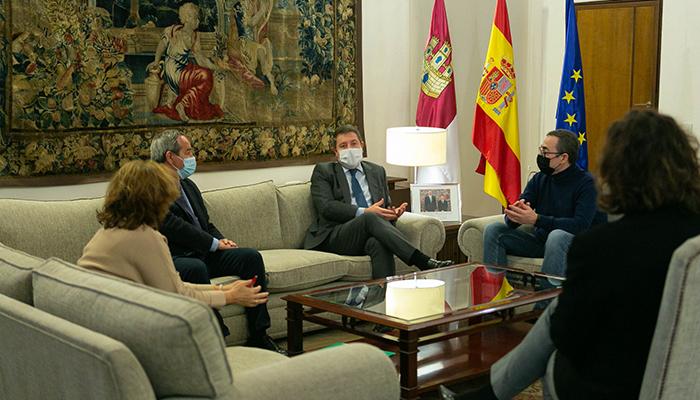 El Gobierno de Castilla-La Mancha subraya el diálogo social y el acuerdo como el único camino desde el que impulsar medidas para afrontar la crisis sanitaria