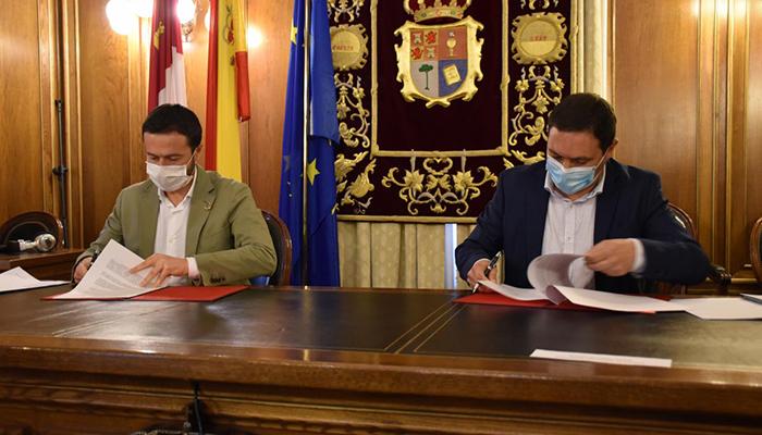 El Gobierno regional colabora con la Diputación de Cuenca para mejorar la recogida y el tratamiento de biorresiduos en diferentes municipios de la provincia