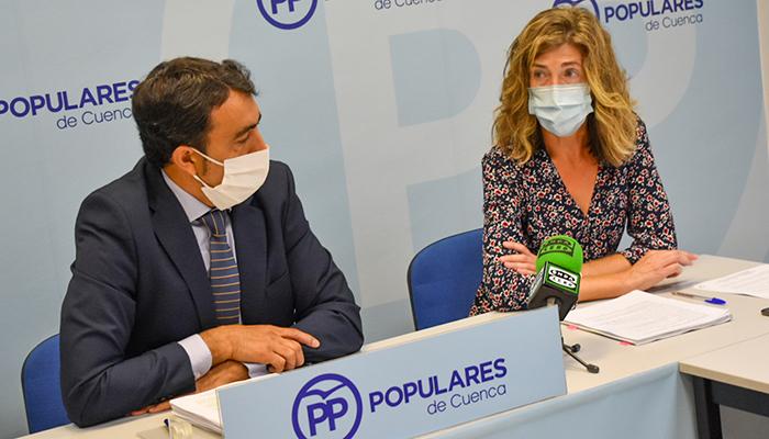 El Grupo Popular pedirá la implantación del Grado de Psicología en el campus de Cuenca