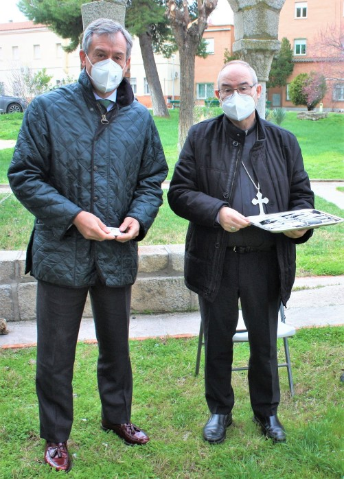 Eurocaja Rural recibe el reconocimiento de Caritas Diocesana por su sensibilidad en causas solidarias