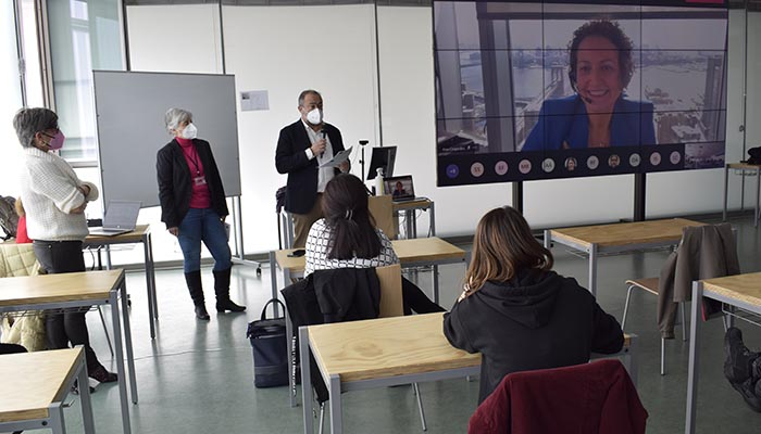 La científica albaceteña Ana Céspedes abre desde Nueva York las jornadas investigadoras en biotecnología de la UCLM