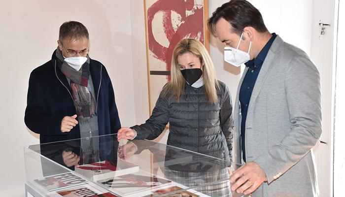 La Fundación Antonio Pérez demuestra su reconocimiento  al recientemente fallecido Luis Feito a través de una exposición