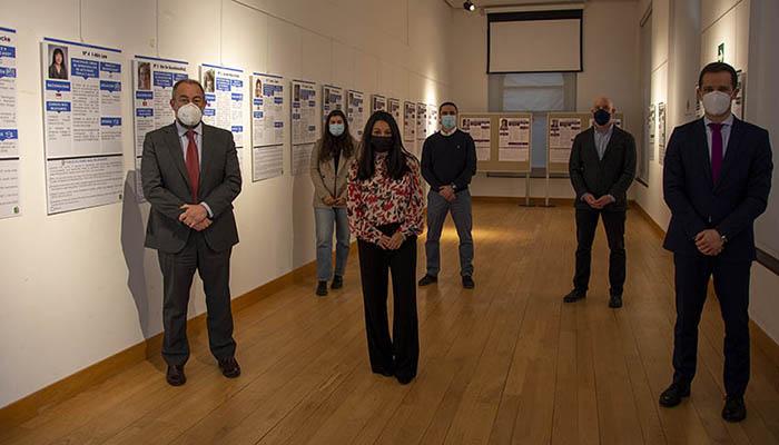 La UCLM acoge en Toledo una exposición sobre científicas senior en el ámbito de la actividad física y la salud
