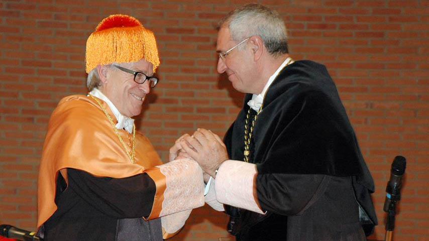 """La UCLM lamenta el fallecimiento de Francisco Luzón, doctor """"honoris causa"""" y presidente de su Consejo Social durante doce años"""