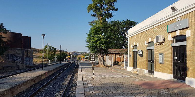 Manifiesto por Cuenca reclama más inversiones y mantenimiento en la línea de tren convencional