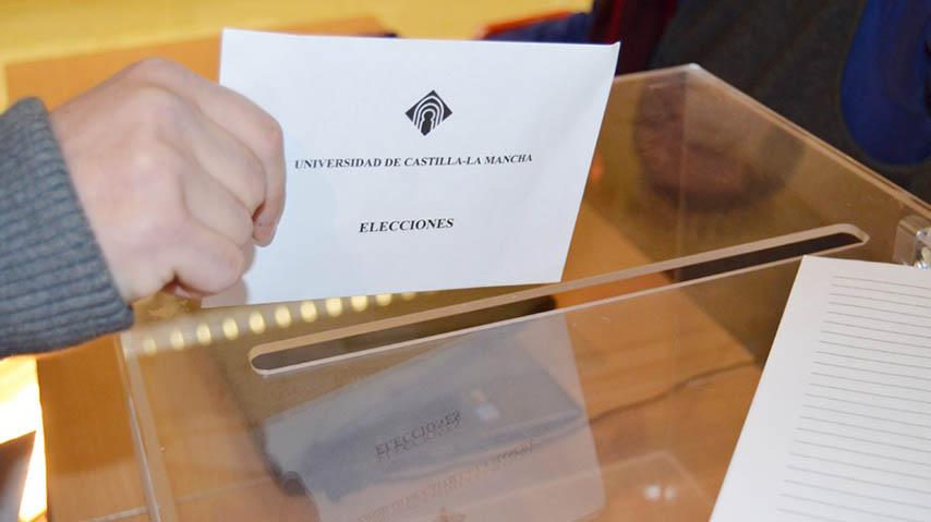 Un total de 35 centros de la UCLM celebrarán elecciones el 19 de abril para elegir a su decano o director