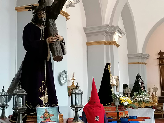 Cañete se viste de Semana Santa