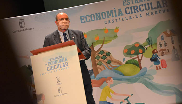Castilla-La Mancha contempla 364 millones de euros en diez proyectos de economía circular en el Plan Regional para captar los 'Next Generation'