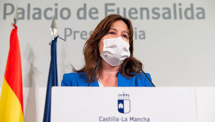 Castilla-La Mancha pide un último esfuerzo frente al COVID y unidad entre regiones para evitar que la Semana Santa se convierta en una segunda Navidad