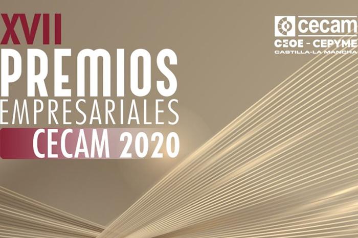 CECAM hace entrega de sus XVII Premios Empresariales a los colectivos galardonados en esta edición especial