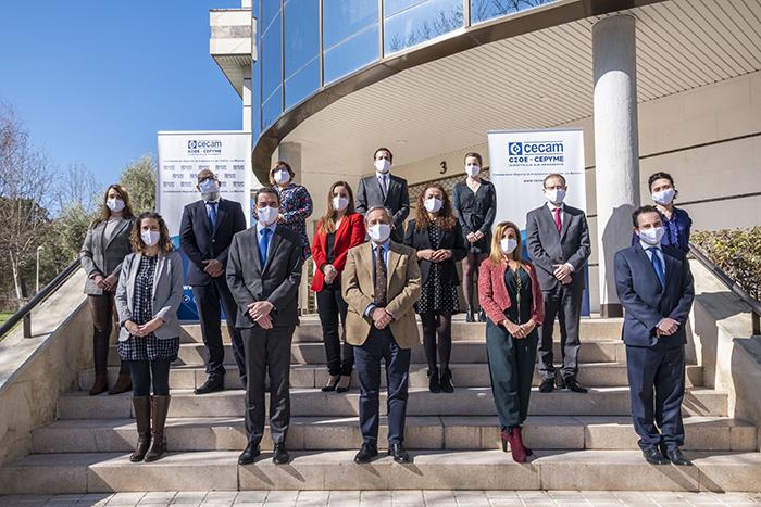 CECAM ratifica su compromiso con la igualdad de oportunidades en el Día Internacional de la Mujer