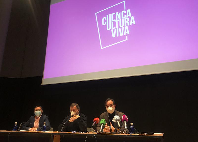 """'Cuenca Cultura Viva', nueva marca para el trabajo institucional """"por y para la cultura de Cuenca"""""""