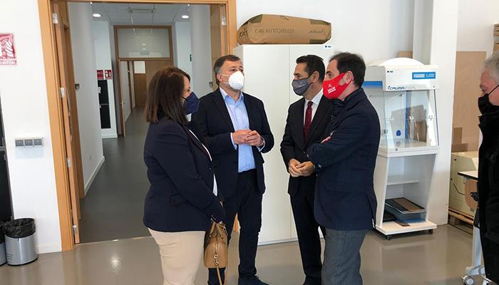 El Ayuntamiento da la bienvenida a la empresa de Vía Ágora que se instalará en Cuenca y creará 60 puestos de trabajo