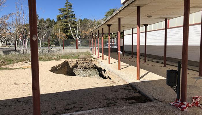 El Ayuntamiento de Cuenca aprueba la declaración de urgencia y emergencia de todos los trabajos relativos al arreglo del principal colector de saneamiento de la ciudad