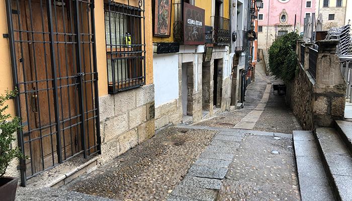 El Consorcio Ciudad de Cuenca adjudica las obras de urbanización de las calles Severo Catalina y parte de Santa Lucía