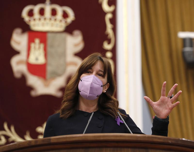 """El Gobierno de Castilla-La Mancha reafirma su compromiso """"serio y riguroso"""" para seguir acortando brechas y lograr una región en la que nadie se quede atrás"""