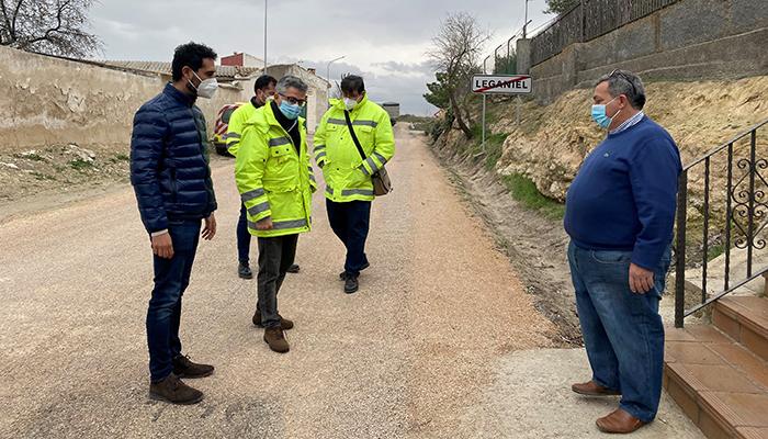 El Gobierno regional aprueba la actuación para la mejora de 50 kilómetros de carreteras en la provincia de Cuenca