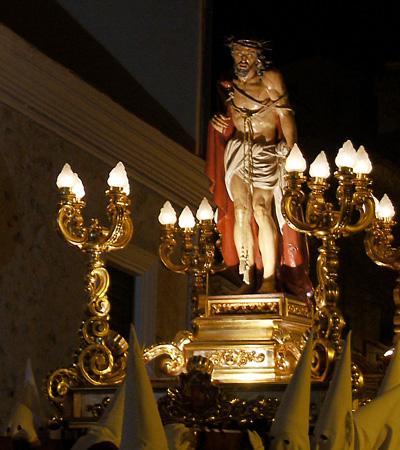 El Miércoles Santo se podrá visitar y venerar la talla del Stmo. Ecce-Homo de San Miguel en San Pedro