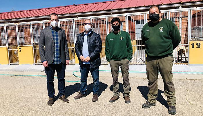 """El PP destaca """"el gran servicio del Albergue de Animales"""" y pide a la Diputación de Cuenca que invierta en la mejora de las instalaciones"""