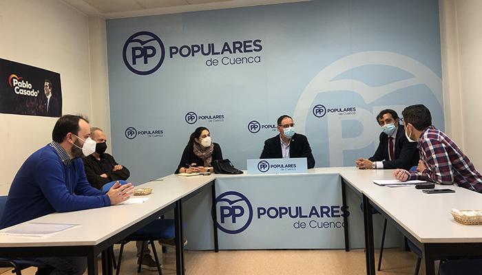 El PP exigirá al Gobierno un AVE funcional y asequible y que acabe con la discriminación de Cuenca con respecto al resto de España