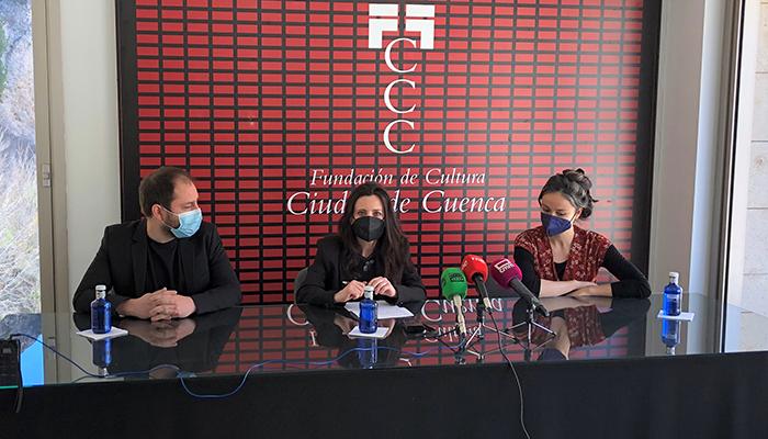 El Teatro Auditorio de Cuenca acoge este viernes 'Sólo un metro de distancia', con la actriz conquense Beatriz Grimaldos