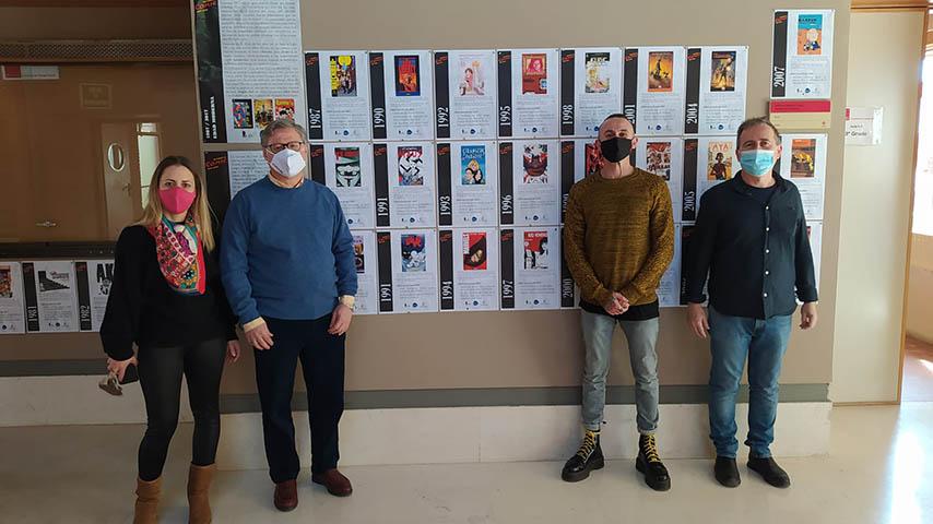Exposición, cine y ponencia para celebrar el Día Mundial del Trabajo Social
