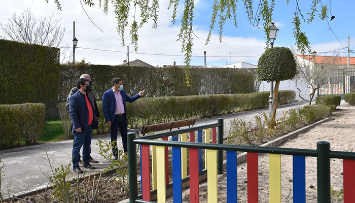 La Diputación de Cuenca concede una ayuda de 25.000 euros al Ayuntamiento de Tribaldos para rehabilitar el Centro Social