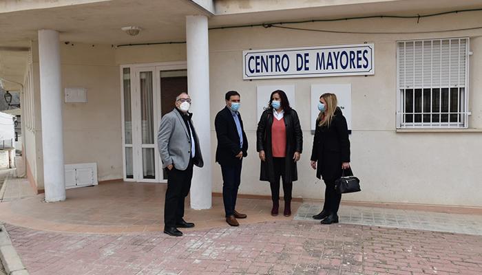La Diputación de Cuenca y el Gobierno regional invertirán 63.000 euros en la vivienda de mayores de Barajas de Melo