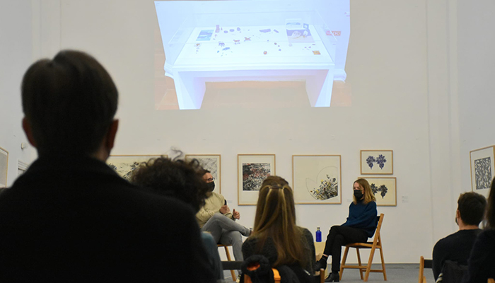 La FAP  y Espacio Kanoko rinden un homenaje a Antonio Pérez a través del proyecto expositivo 'Un museo en tu bolsillo'