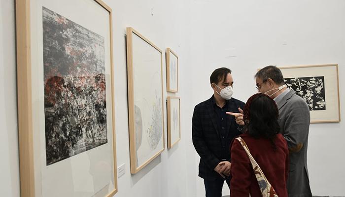La Fundación Antonio Pérez acoge Panorámica, una exposición colectiva de 24 artistas