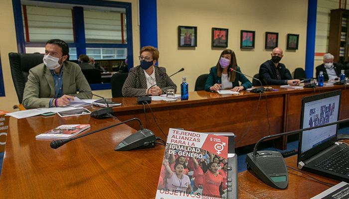 La Junta destaca el papel de la Cooperación al Desarrollo para la erradicación de la violencia y la igualdad de género en el marco de la Agenda 2030