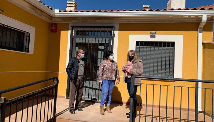 """La Junta trabaja para la apertura """"en los próximos meses"""" de la vivienda de mayores de La Almarcha"""