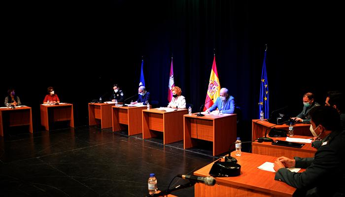 La Subdelegación del Gobierno en Cuenca impulsa el convenio VIOGEN con el Ayuntamiento de San Clemente