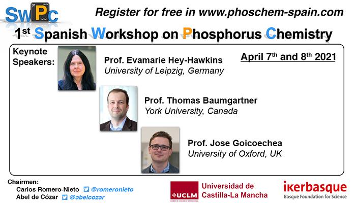 La UCLM organiza el primer 'workshop' nacional sobre la química del fósforo