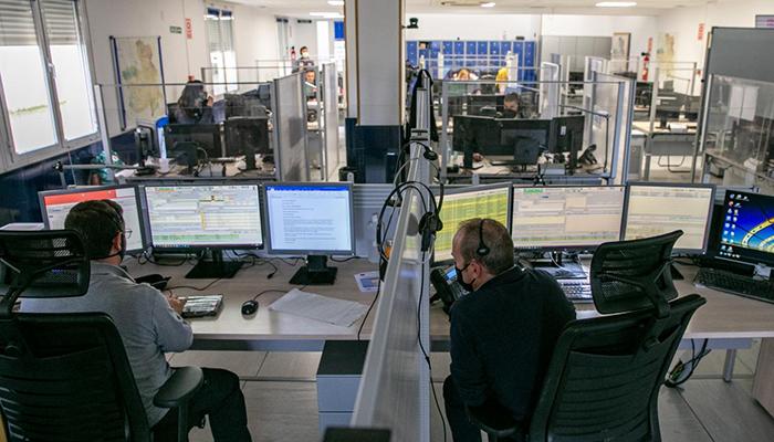 Las llamadas atendidas por el Servicio de Emergencias 1-1-2 de Castilla-La Mancha en idiomas distintos al español crecen un 80 por ciento