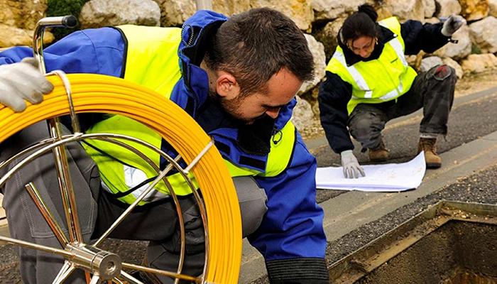 Llega la fibra óptica a la localidad de Romanones gracias a Movistar