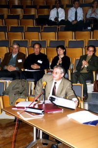 mini 06 mesa y ponentes0005   Informaciones de Cuenca