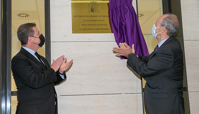 Page respalda el sistema judicial español y aboga porque el imperio de la Ley recaiga con firmeza y por igual sobre toda la ciudadanía