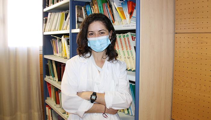 Paula Rubio García es Médico Interno Residente de primer año