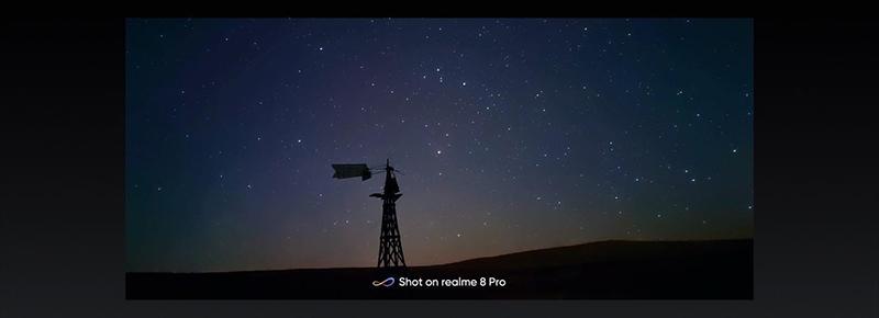 realme presenta su primera cámara de 108MP y desvela nuevas funciones de fotografía para su próxima serie de dispositivos